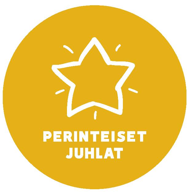 PERINTEISET JUHLAT